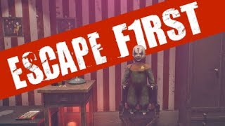 Escape First★ Co-op Escape Room ★ PC Gameplay Deutsch German