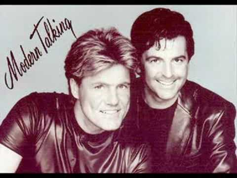 MODERN TALKING - Diamonds Never Made A Lady (audio)