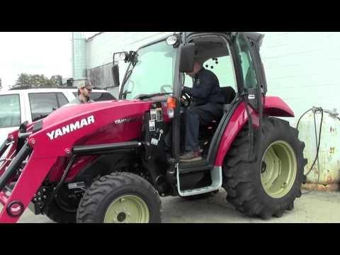 Yanmar YT 347 Features 2016