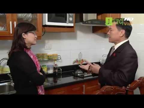 Nhà ngoại cảm_Chuyên gia phong thủy Trần ngọc Kiệm giảng phong thủy phòng bếp phần 1