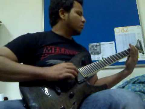 lamb of god - laid to rest (cover)