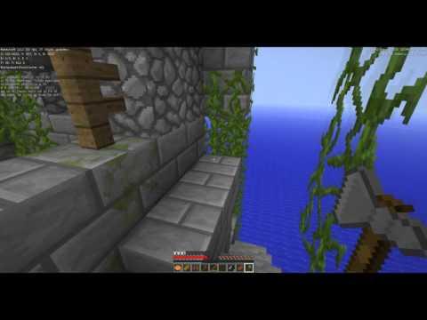 ЭпикНарезка[Minecraft]-Проня и гиена :3