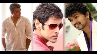 First Vijay, Ajith and now Vikram
