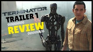 EXTERMINADOR DO FUTURO 6   DESTINO SOMBRIO  TRAILER 1 REVIEW