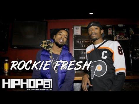 "Rockie Fresh Talks ""Fresh Veggies"" mixtape with Casey Veggies, MMG, Chicago, Touring & more"