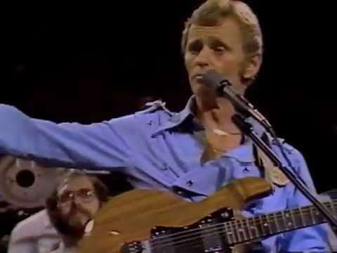 Jerry Reed: East Bound And Down (live in 1982)