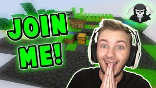 INVITING VIEWERS TO PLAY!