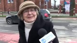 Babcia zaorała tekstem podczas szybkiej sondy ulicznej