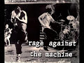 Maggie's Farm - Rage Against The Machine