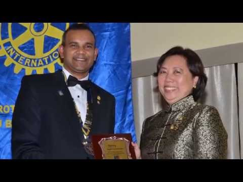 Rotary Club BB-RH District 9220 Silver Jubilee