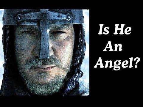The Angel Hospitaller? [Kingdom of Heaven]