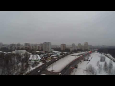 Moskva Drone Video