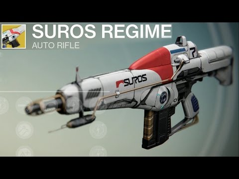 regime - For More Gaming Tips and Tricks, Subscribe ▻ http://bit.ly/1lumAKr Datto's Player Stats Video: http://youtu.be/PgoDqz1ZnvA Reddit Gun Modifiers: http://www.r...