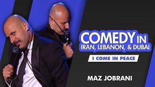 Comedy In Iran, Lebanon And Dubai