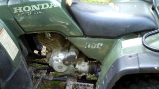 1. Why my ATV battery wouldn't charge - the rectifier
