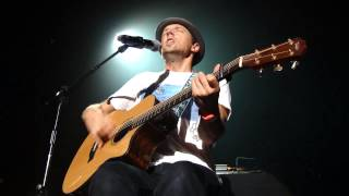 Jason Mraz - I'm Coming Over (HD)(Live @ Casino de Paris on 09-30-2014)
