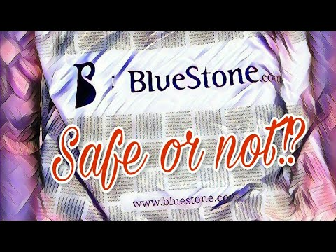 BlueStone.com TRUTH revealed!!! | Online jewelry shopping in India, is it SAFE !? [Hindi]