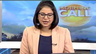 Morning Call is the first bulletin of CNBC Awaaz. In this show we cover global cues before market opening. Apart from this our ...