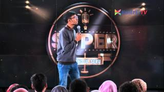 Video Ridwan Remin: Nunggu Cewek Dandan - SUPER Stand Up Seru eps 190 MP3, 3GP, MP4, WEBM, AVI, FLV September 2017