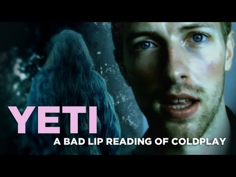 yeti - iTunes: http://bit.ly/UVROhF Amazon: http://amzn.com/B008QFYNNG Like on Facebook! http://www.facebook.com/badlipreading Follow on Twitter! http://twitter.com...