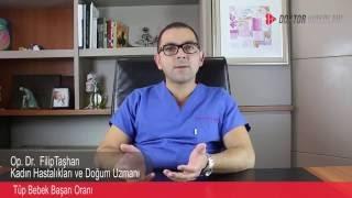 Op.Dr. Filip Taşhan - Tüp Bebek Tedavisinin Başarı Oranı