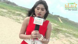 Archana at Madurai Mavendharkal Shooting Spot