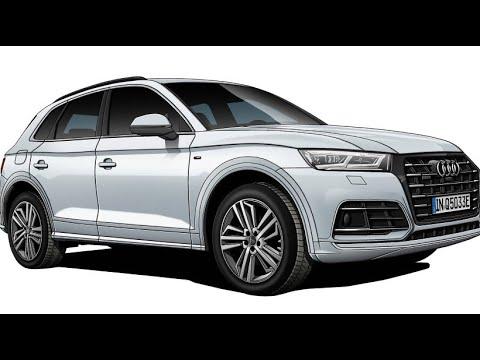 Audi Q5 TFSI e / F.A.Z.-Fahrbericht zum neuen Plug-In ...