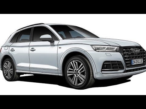 Audi Q5 TFSI e / F.A.Z.-Fahrbericht zum neuen Plug-In-Hybrid Modell