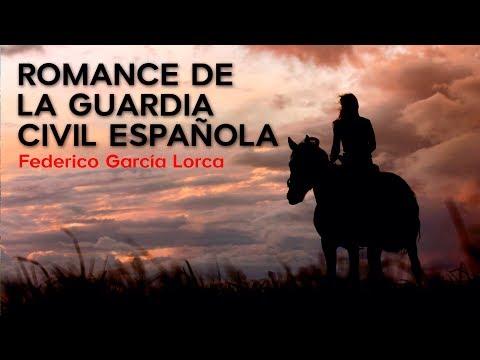 Frases celebres - Romance de la guardia civil española - Federico García Lorca