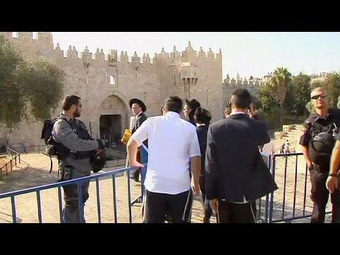 Ιερουσαλήμ: Ο Νετανιάχου απαγόρευσε την είσοδο Παλαιστίνιων στην Παλαιά Πόλη