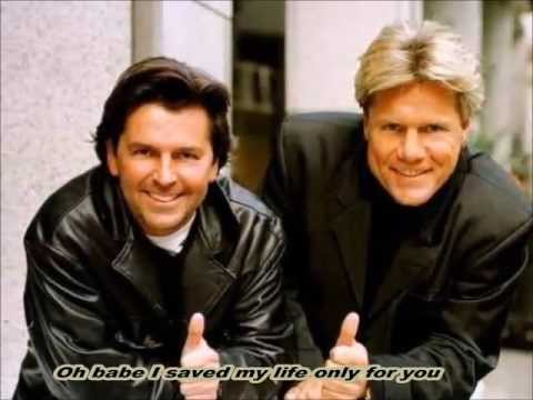 MODERN TALKING - It's Your Smile (audio)