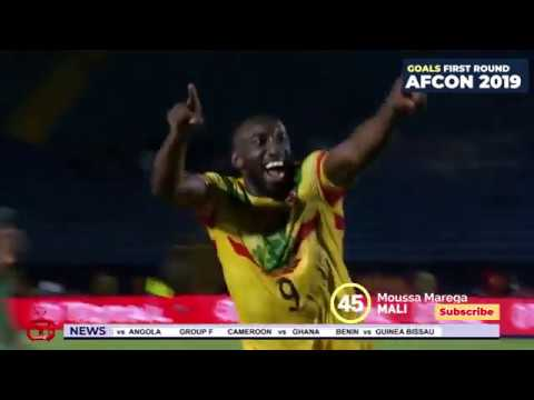 ALL GOALS IN FIRST ROUND OF AFCON 2019 MATCHES