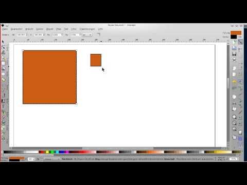 Objekte zeichnen