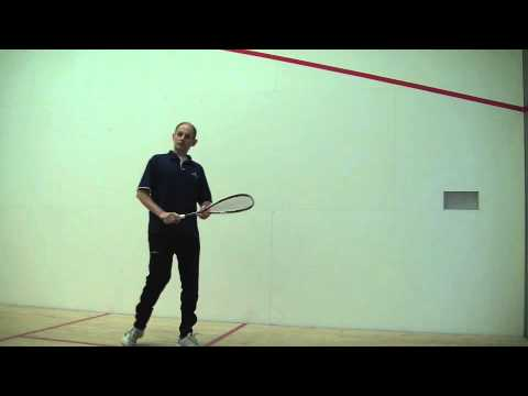Squash steps to success 5: Squash serve tips, squash serving tips: Where to hit the sidewall