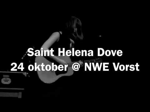 Saint Helena Dove opening for Broeder Dieleman last night @nwevorst. [video]