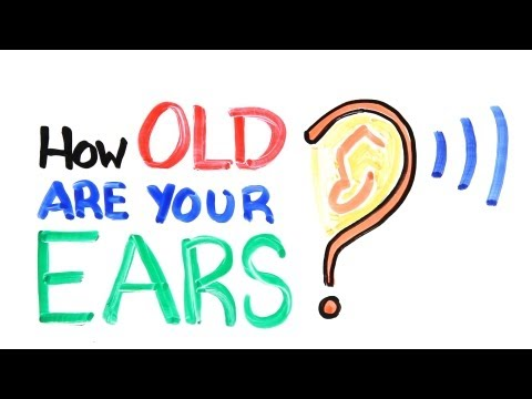 How Old Are Your Ears  Hearing Test