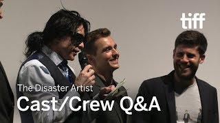 Video THE DISASTER ARTIST Cast/Crew Q&A | MIDNIGHT MADNESS | TIFF 2017 MP3, 3GP, MP4, WEBM, AVI, FLV Agustus 2018