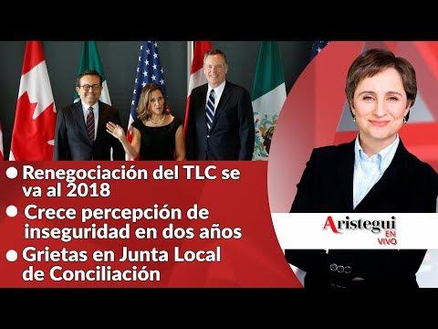 Aristegui en vivo 18 de Octubre (видео)