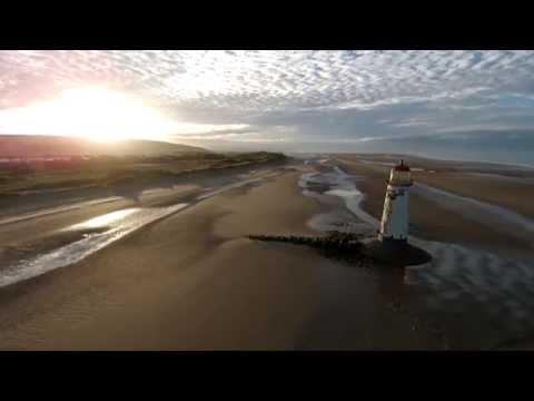 Llandudno Drone Video