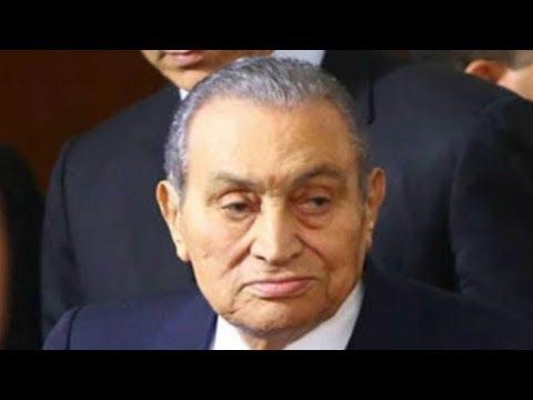 تفاصيل الساعات الأخيرة في حياة حسني مبارك