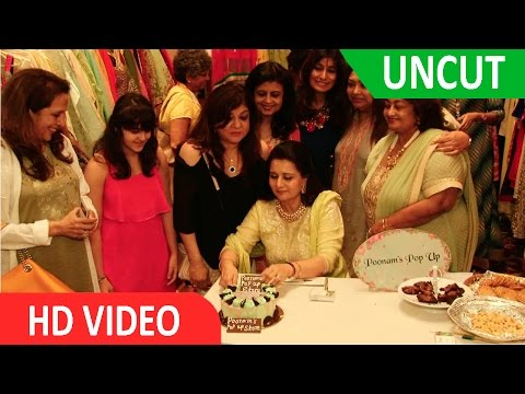 UNCUT   Poonam Dhillon   Festive And Trendy   Casual Collection   Launched  
