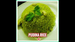 """telugu vantakaaluPUDINA RICE /Pudina pulao recipe in telugu/Mint rice / South Indian Variety Rice recipePlease don't forget to subscribe my channel for more tasty recipe videostasty delicious chicken rice recipe of Andhra cuisineHai friendswelcome to my channel telugu vantakaalu. I am your host Devakichandrashekarhere you will find all your delicious and tasty south Indian recipes simplified and made easy in Teluguhome made and healthy cuisineplease send tips and suggestions to improve my channelthank you for watchingKey WordsTelugu vantakaalu,Telugu vantalu,Andhra vantalu,Telangana vantalu,South Indian cuisine,South Indian recipes,Hyderabadi recipes,vegetarian recipes, non-vegetarian recipes,break fast recipes,south Indian village recipes,traditional sweet recipes,snack recipes, Healthy recipes,fry recipes,sambar recipes,masala powder recipes,variety rice recipes,leafy vegetable recipes, cake recipes without the oven,cake and cookie recipes instant pickle recipes,follow us on Facebook page    https://www.facebook.com/devaki.chandrashekar/youtubehttps://www.youtube.com/channel/UCGXg1UCMUOHikFo0B-mM_vAtwitterhttps://twitter.com/southcuisinepinteresthttps://in.pinterest.com/dchandrashekar/southindiancuisine/Tumblrhttps://teluguvantakaalu.tumblr.combloggerhttps://kammanivantakaalu.blogspot.inlinkedinhttps://www.linkedin.com/in/devaki-chandrashekar-785767145/detail/recent-activity/-~-~~-~~~-~~-~-Please watch: """"How to make easy and tasty crispy Chicken Fry/Chicken Fry recipe in Telugu (Restaurant style)"""" https://www.youtube.com/watch?v=Uac_2tHBs2I-~-~~-~~~-~~-~-"""