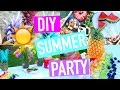 foto DIY SUMMER PARTY! || Brook Reece Borwap