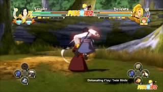 Nagato Vs Naruto / Hanzo Vs Pain / Fuu Vs TenTen / Yugito Vs Hidan / Sasuke Vs Deidara