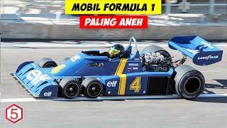 Video Mobil Formula 1 Dengan Bentuk dan Konsep Paling Aneh MP3, 3GP, MP4, WEBM, AVI, FLV Maret 2019