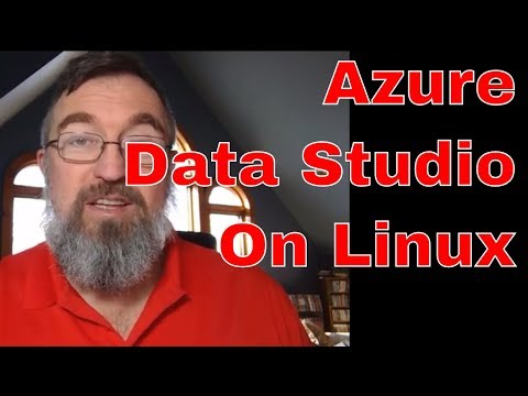 Azure Data Studio On Linux