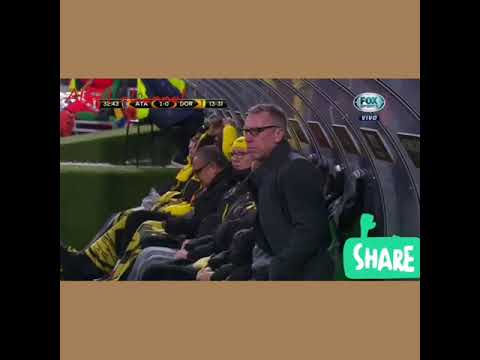 Highlight Atalanta vs Borussia Dortmund (1-1) & All goal