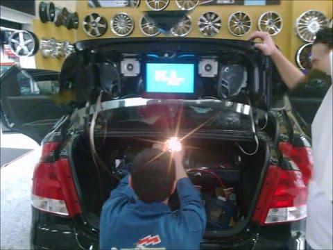 Car Audio Aveo Sedan 2011 (Car Audio 2011)
