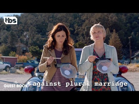 The Guest Book: Plural Marriage [PROMO] | TBS
