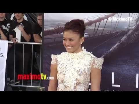 Agnes Monica Rocks! the 'Oblivion' Premiere in Los Angeles - HD Video